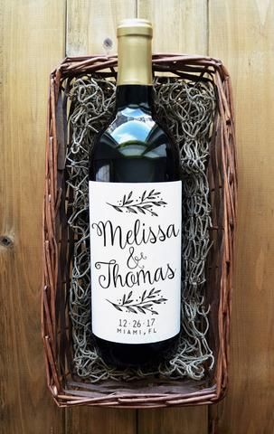 Best  Wine Bottle Labels Ideas On   Wine Bottle