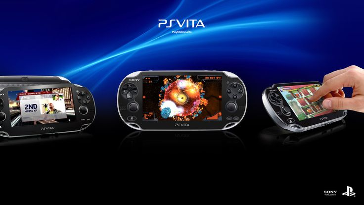 Hd Ps Vita Wallpaper