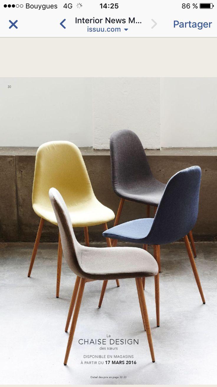 chaises des s urs grene du danemark salle manger pinterest. Black Bedroom Furniture Sets. Home Design Ideas