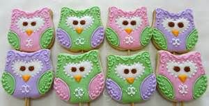 owl cookies - Yahoo Image Search Results