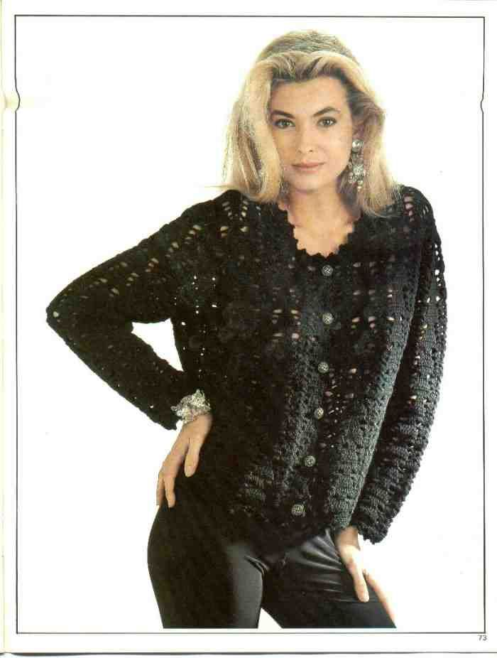 The 162 Best Crochet Shawls Sweaters Scarfs Images On Pinterest
