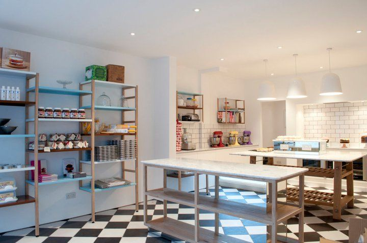 Commercial kitchen ideas... Love the tables