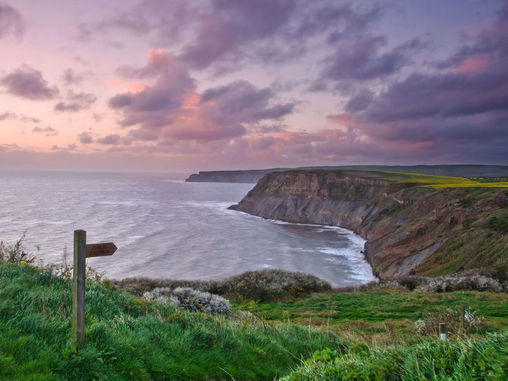 port Mulgrave at sunset