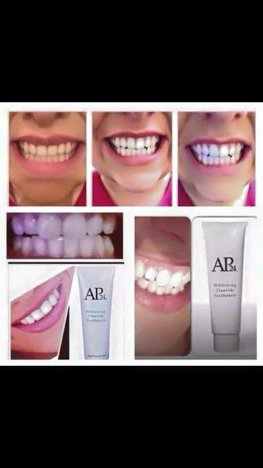 Whitening toothpaste. Does not contain peroxide and is non abrasive. Can see results in as little as 5 days