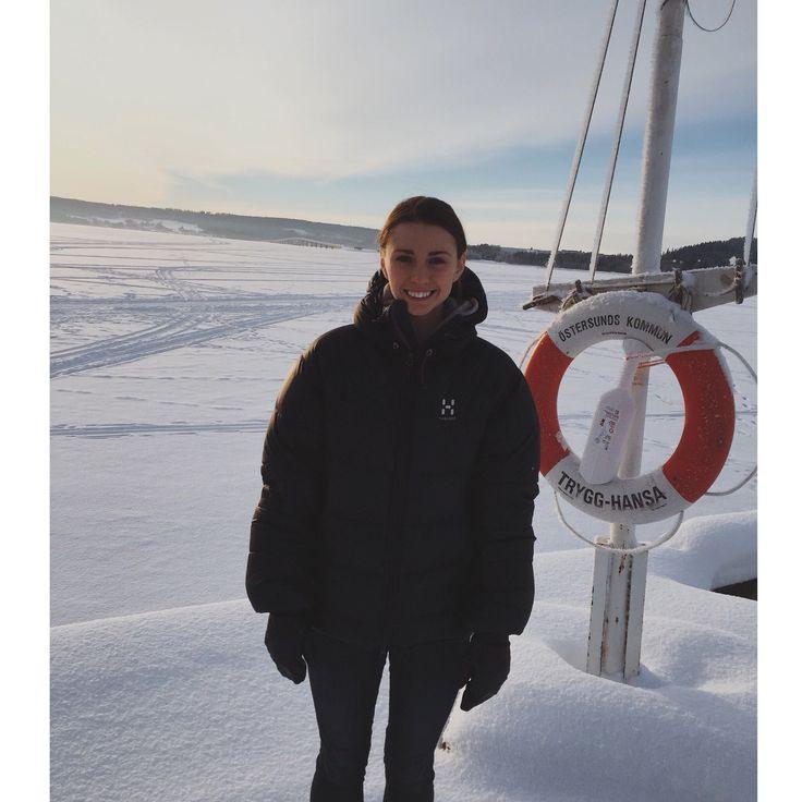 På isen igen