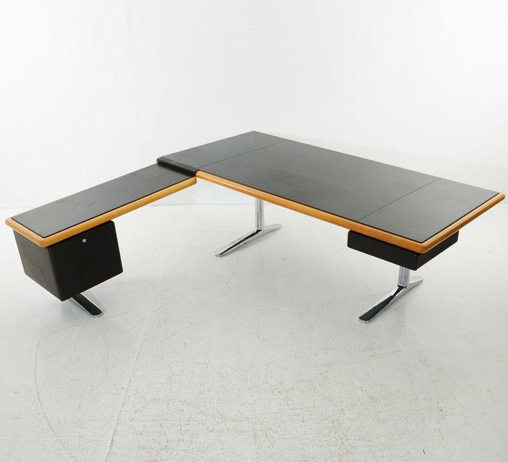 Warren Platner Skrivbord Knoll | Stockholms Auktionsverk Online
