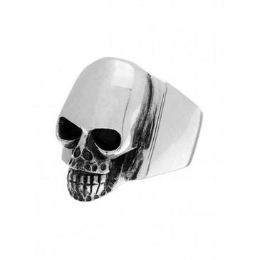 Skull ring  ( via @kennymilano ): Fashionolog Skull, Fashionolog Silver, Fashion Style, Silver Skull, Fashionolog Rings 65Euro, Rings 45, Skull Rings, Fashionolog Jewelry, Rings Skull