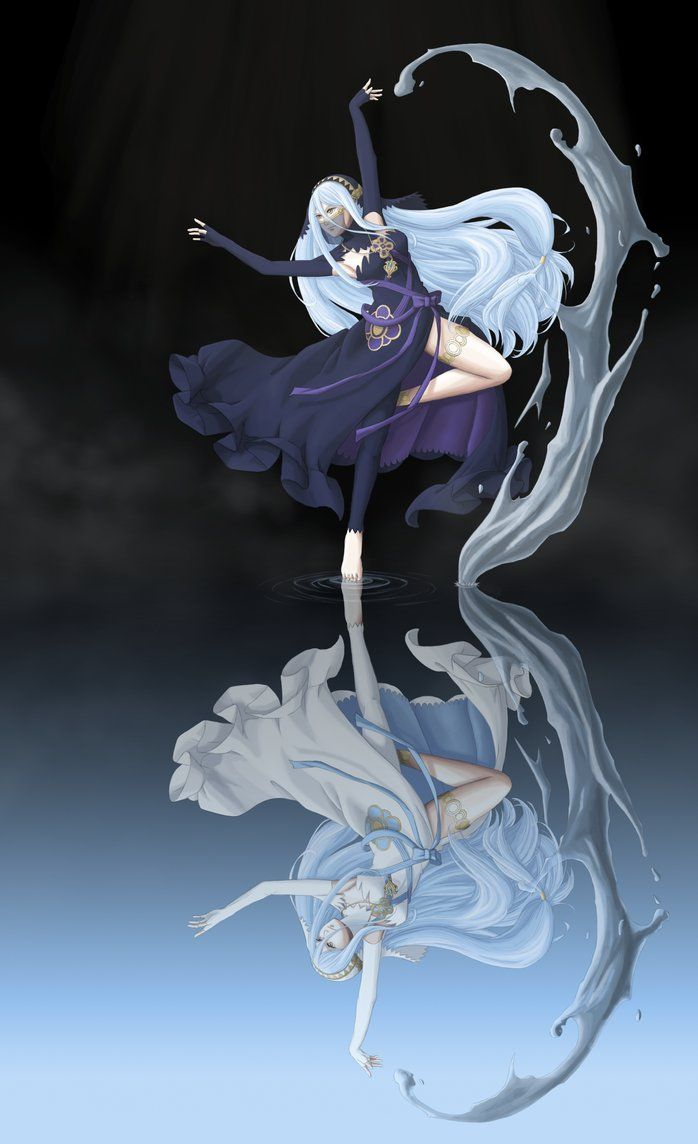 Azura - Fire Emblem Fates by Marthur