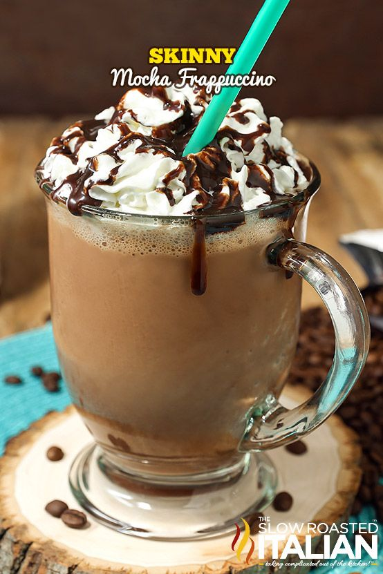 skinny mocha frappuccino skinny mocha frappuccino is the divine ...