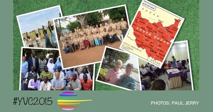 Serve: South Sudan #YVC2015 #ServeYVC