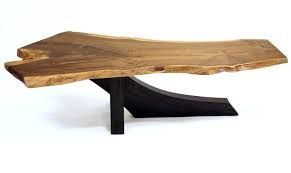 Image result for wood table inlaid beach stones