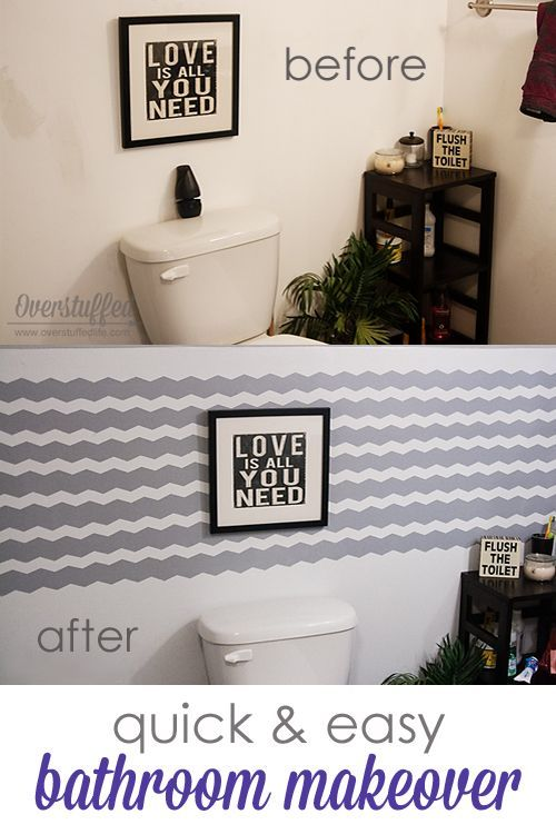 Small Bathroom Quick Makeover 15 best bathroom paint ideas images on pinterest | bathroom ideas