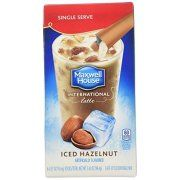 Maxwell House International Iced Hazelnut Latte Caf?-Style Beverage Mix 6-0.57 oz. Single Serve Sticks Image 1 of 10
