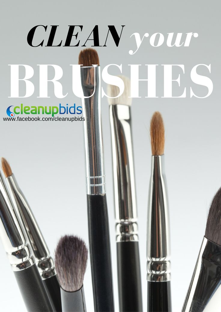 how to clean hair brushes with vinegar