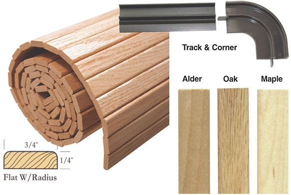Image For Item 157 169 Roll Up Doors Panel Doors Diy