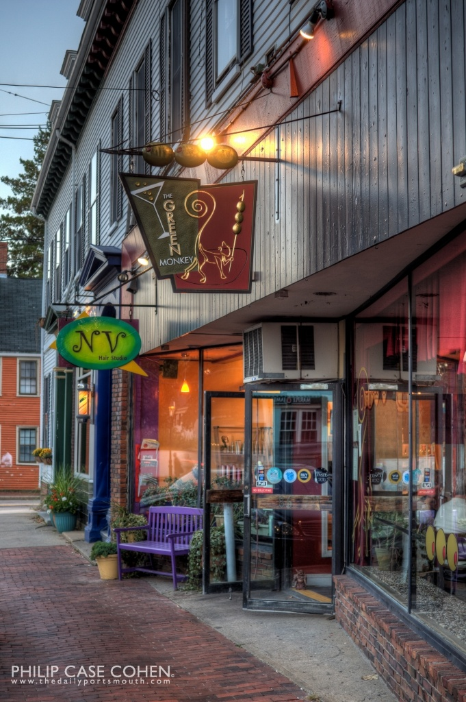 Green Monkey Restaurant In Portsmouth Nh Going To Be Yummy Travel Pinterest Restaurants And Hampshire