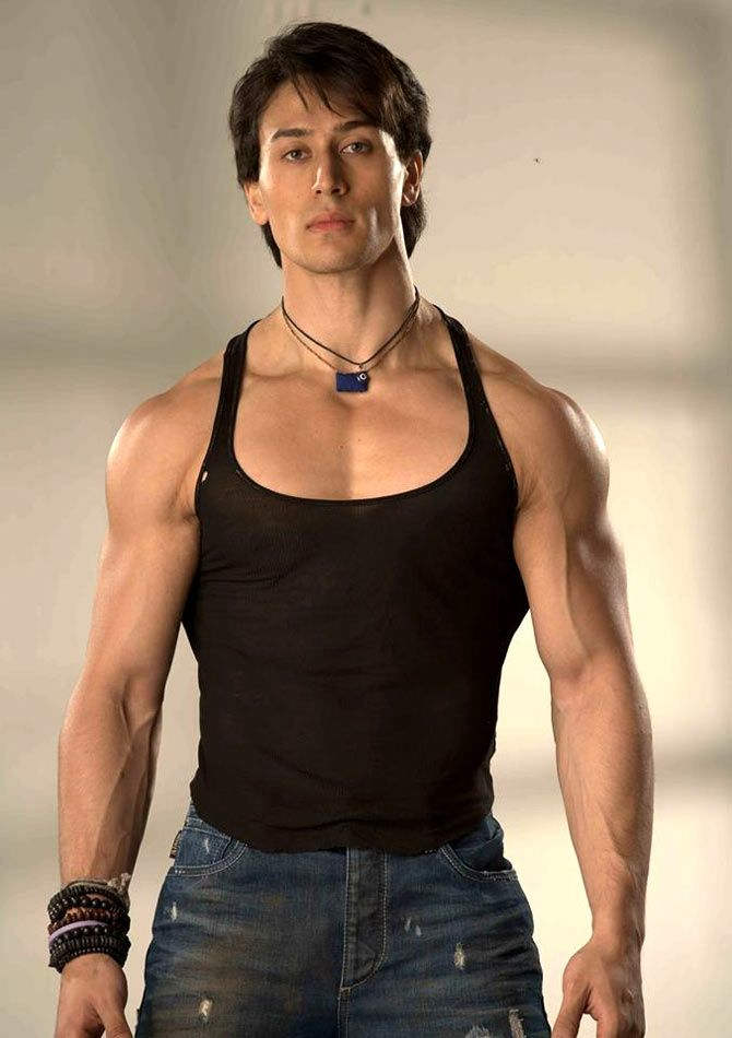 It's NOT easy being Tiger Shroff!