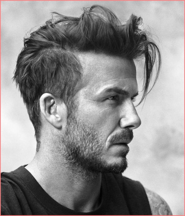 Peachy 1000 Images About Hairstyle On Pinterest Men39S Hairstyle David Short Hairstyles Gunalazisus