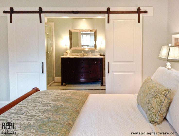 Diy Barn Style Bathroom Door: 1000+ Ideas About Exterior Barn Doors On Pinterest