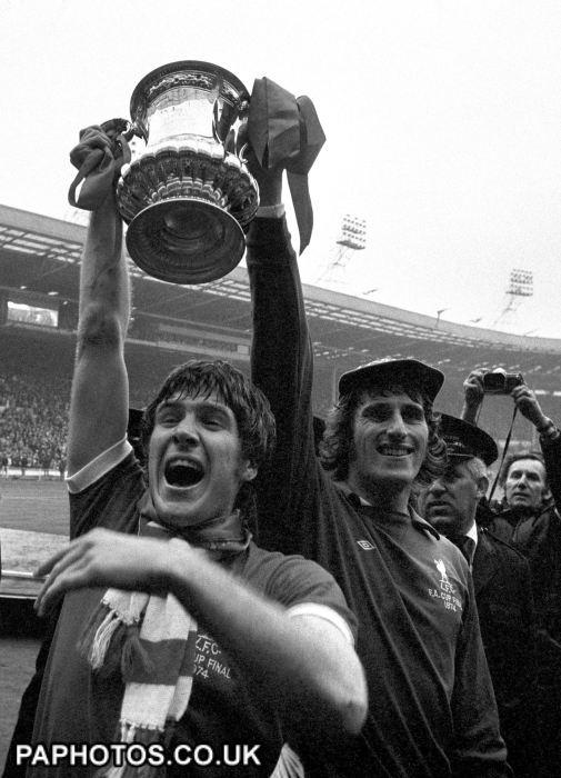 Soccer - FA Cup Final - Liverpool v Newcastle - Wembley Stadium