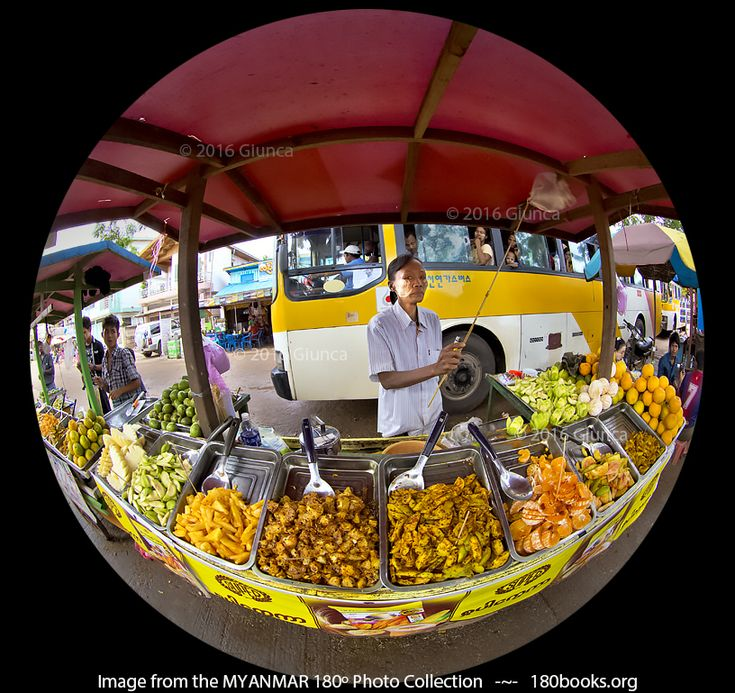 "Image of Fruit Vendors in Thanlyin. Read about ""Sneaking Some Snacks (Street Food) in Myanmar"" >> http://www.giunca.com/EdWorld/2016/08/15/sneaking-some-snacks-street-food-in-myanmar/"