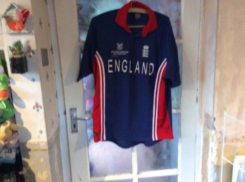 Men's admiral #official england #cricket shirt, size #medium, icc world cup 2003.,  View more on the LINK: http://www.zeppy.io/product/gb/2/272495452759/