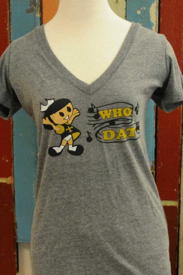 7 best images about saints fan forever on pinterest for T shirt printing new orleans