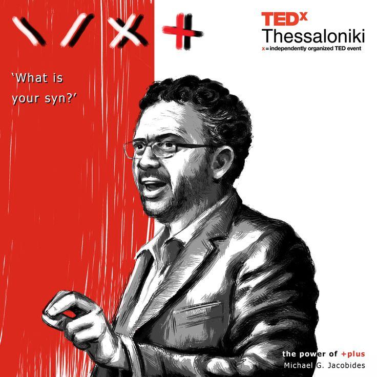 Michael G. Jacobides at TEDx Thessaloniki 2013.