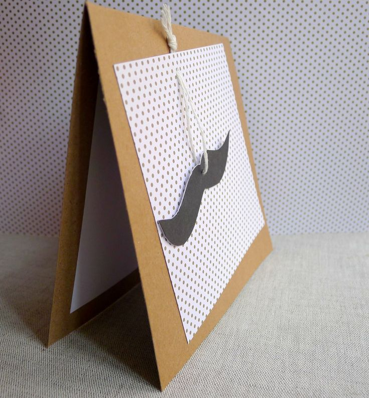 Card for men
