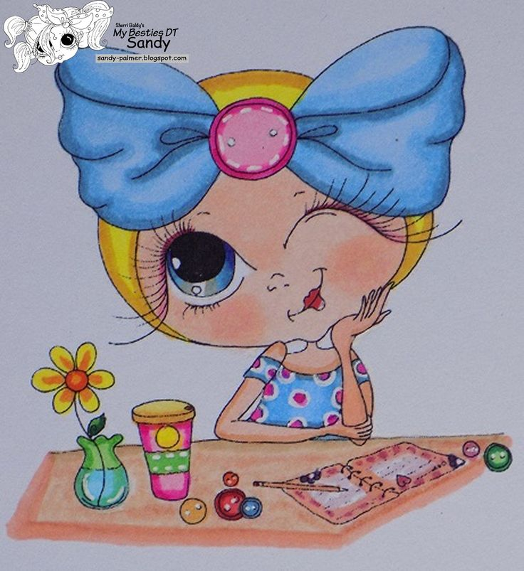 I love coffee besties coloring book