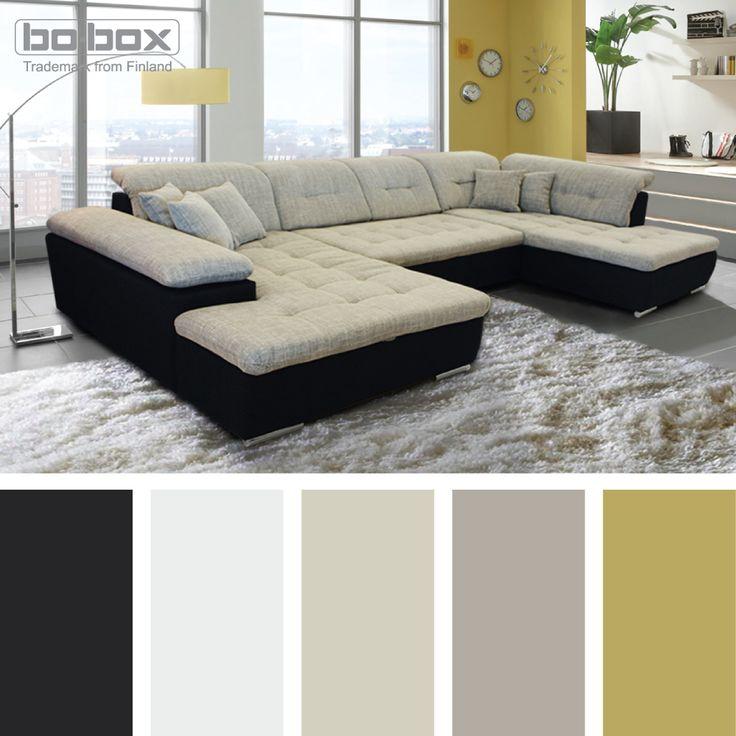 П- образный диван Мерфи