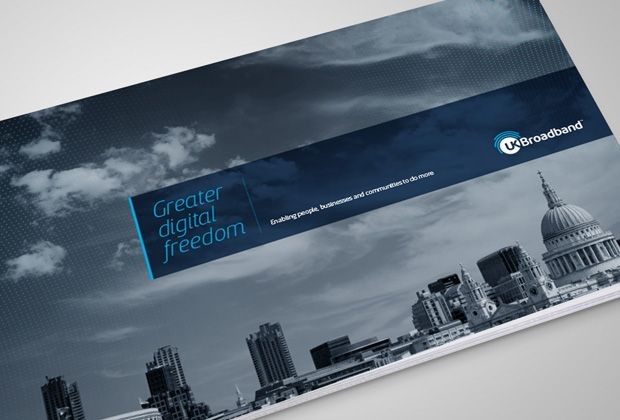 UK Broadband - Brand Refresh - Brochure Cover