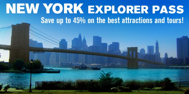 Discounted pass on 3,5,7, or 10 attractions you visit at your own pace.