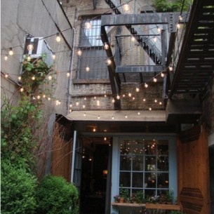 Attaching String Lights To House : 20 best images about Greenhouse attached to house on Pinterest Gardens, String lights and Rain ...