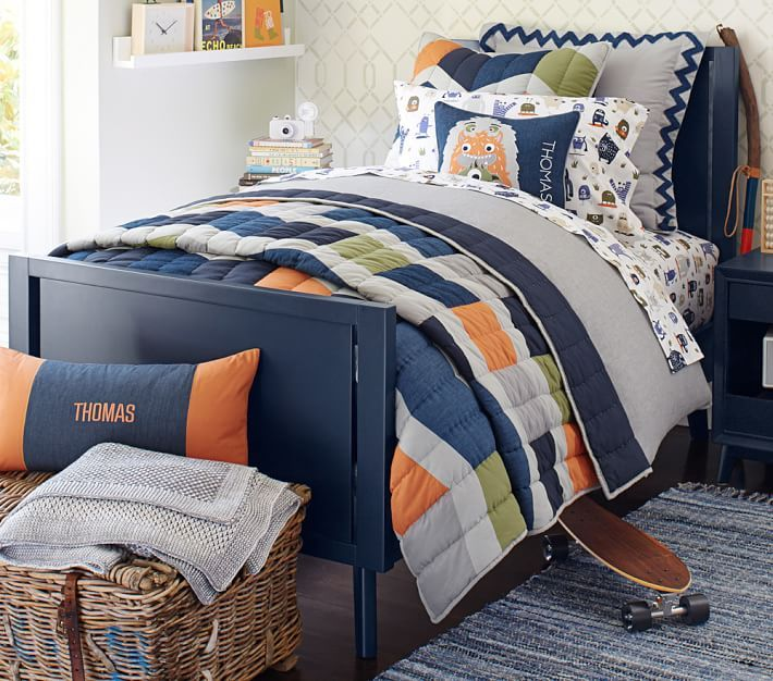 Pottery Barn Kids Features Stylish Quilts For Boys And Girls Find Cozy Bedding In Exclusive Colors Patterns Sized Just Right