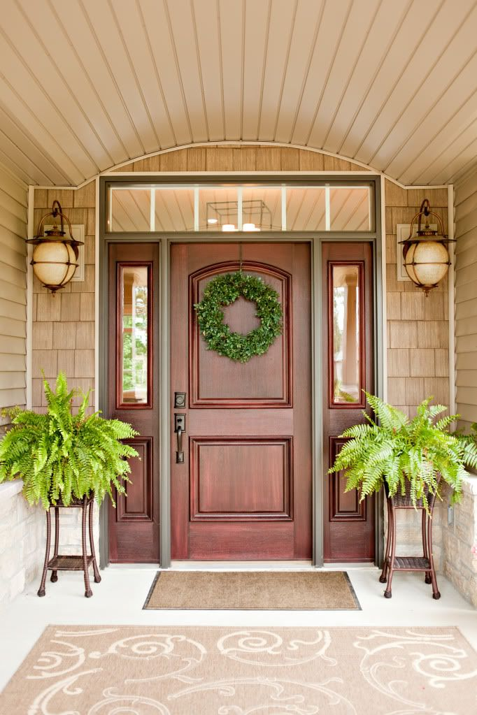 wooden front doors home depot door entry used for sale with sidelights