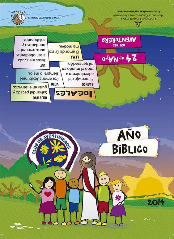 Año Biblico 2014 para Aventureros, parte 1