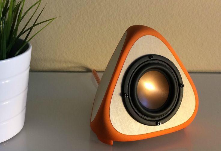 Alienology Audio T3TRA 3D Printed Loudspeakers | Hifi Pig