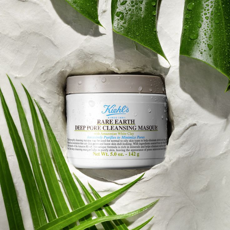 An intercontinental journey sounds rejuvenating, doesn't it? But if an impromptu expedition isn't on your daily docket, you can still enjoy the detoxifying effects of the Amazonian White Clay found in our Rare Earth Pore Cleansing Masque. Stock up to purify your pores.