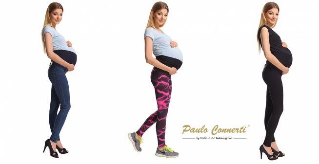 Zobacz zdjęcie Legginsy ciążowe Paulo Connerti. Kolekcja jesień/zima…