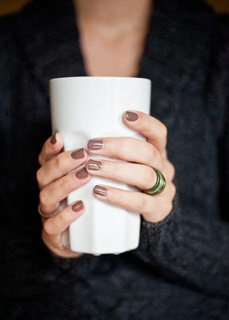 SLO & Simple: Fall nail color