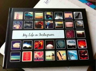 Photo album and scrapbook maker Keepsy is releasing Instant Album, a photo book for Instagram photos. The new product, available Tuesday, aims to help users transform those signature stylized, filtered and tilt-shifted square photos into physical keepsakes.    The Instant Album product pr...