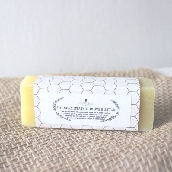 Use this #soap to get out tough #stains and enjoy the fresh scent of #lemon, sweet orange and #eucalyptus.