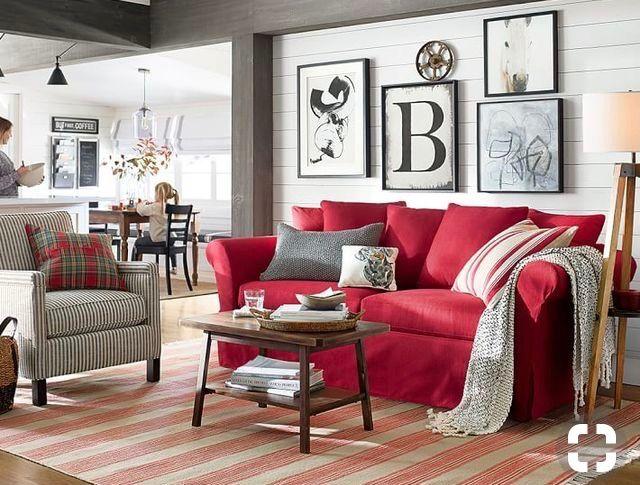 Pin On Decorating Buffalo Checks Inspiration hm richards living room
