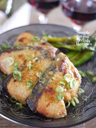 秋の食材でワインに合う和食♪【秋鮭の味噌チーズ西京焼】 by SHIMA ...