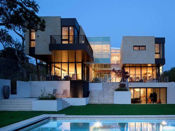 Contemporary Style Homes contemporary style homes images - home style