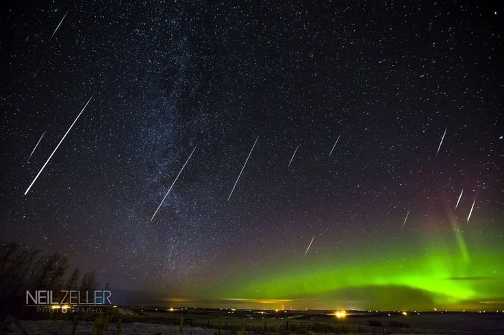 Over the weekend, the Geminid meteor shower came to a peak. This annual event occurs when the Earth plows through debris left behind by the asteroid 32 ...