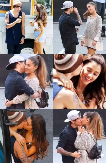 are ariana grande and jai brooks dating