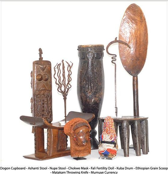 LinkSouthAfrica > For African Art Gallery