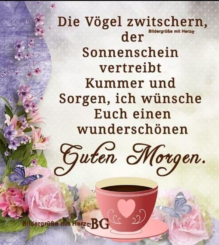 Pin Von Ginette Vagnarelli Auf Morgen Guten Morgen Spruch